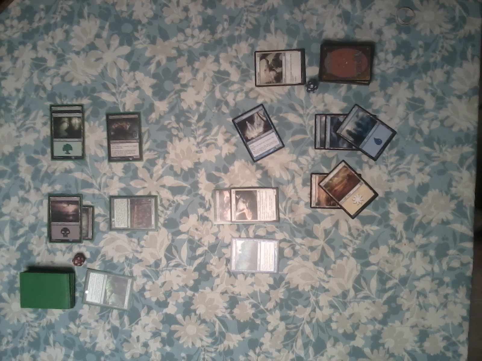 A game of Magic: The Gathering